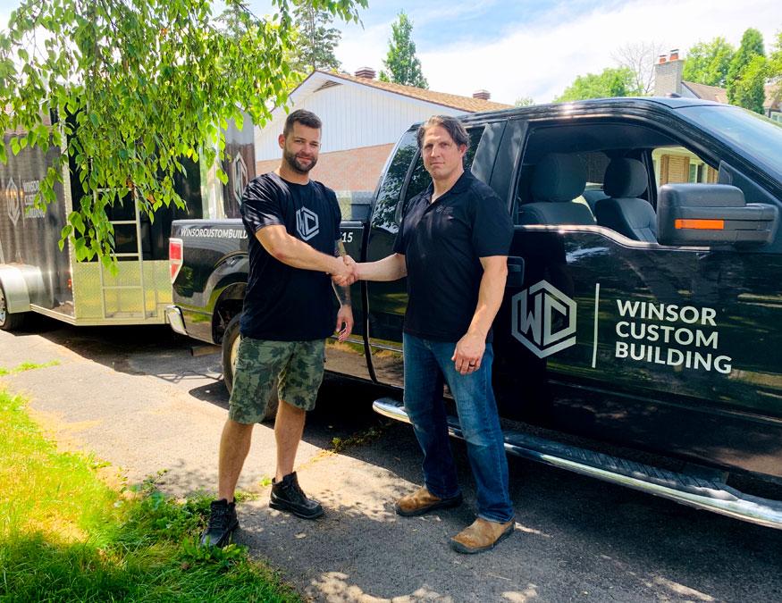 Winsor Custom Building - Kingston