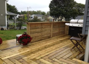 Winsor Custom Building - Renovations, Additions, Outdoor Wood Features like Decks, Pergulas and Gazibos
